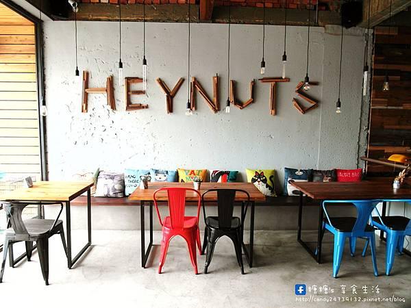 1473905617 660223457 n - Heynuts Café 好堅果咖啡 精誠巷弄中超人氣咖啡館~沒有提前預約還吃不到!!推薦早安堅果!使用糖糖最愛的丹麥土司,切開還會牽絲呢~