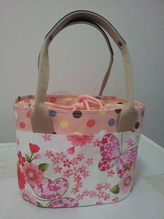 櫻花彩蝶化妝包