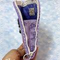 米妮洋裝娃娃L型手機袋2