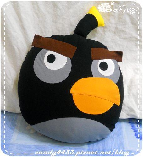 黑色憤怒鳥