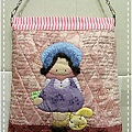 我的寵物兔子提包彈片口金收納包4