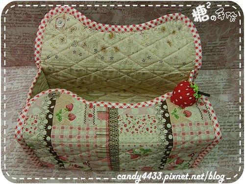 兩用草莓面紙盒套03