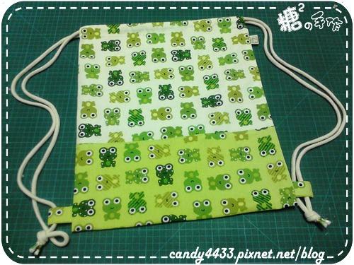 青蛙束口袋1