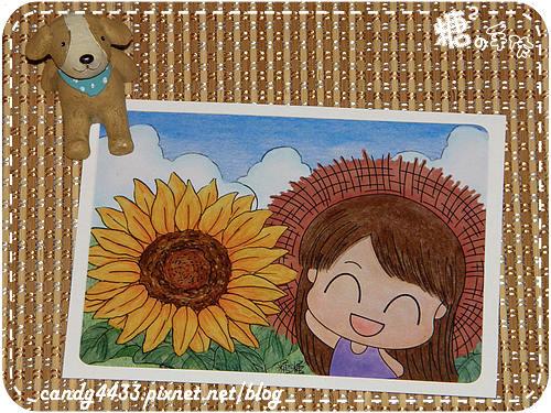 夏日風情「向日葵篇」01