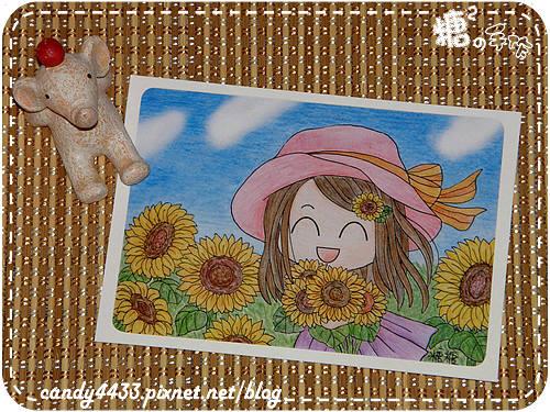 夏日風情「向日葵篇」04