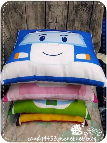 救援小英雄大抱枕01
