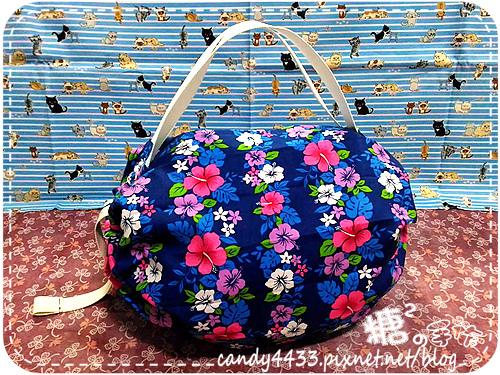 小摺疊購物袋01
