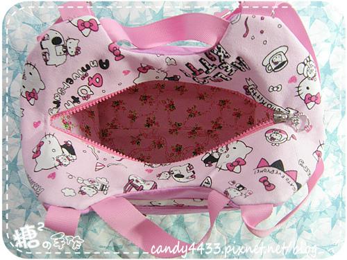 粉紅kitty手提後背包04