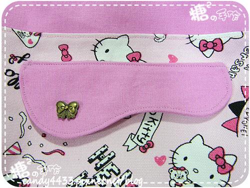 粉紅kitty手提後背包09