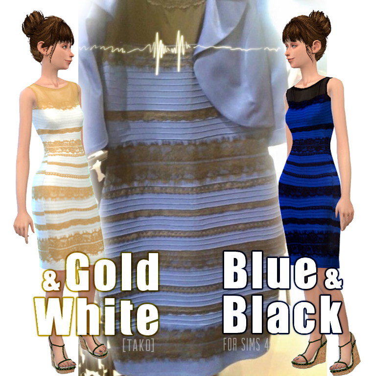 [TAKO]dress_blue-and-black-or-white-and-gold