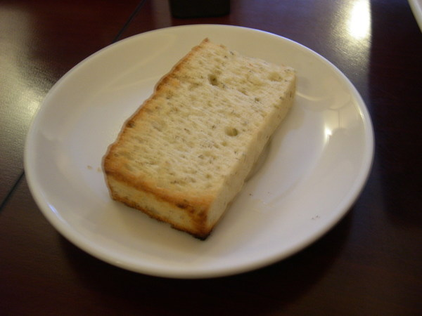 235巷義大利麵 - 麵包