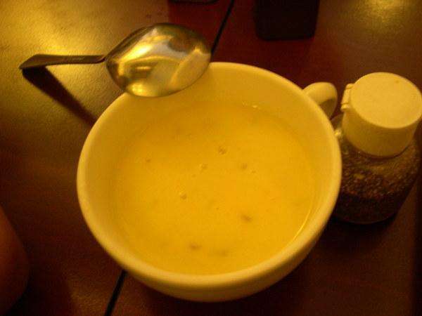 235巷義大利麵 - 濃湯