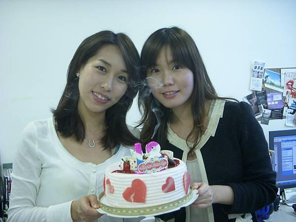 我兩的18歲生日