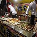 有吃的攤子-筷子燒?