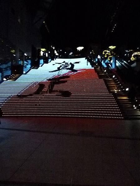 京都車站燈景