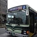 京都好用公車