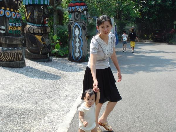妹妹逛zoo
