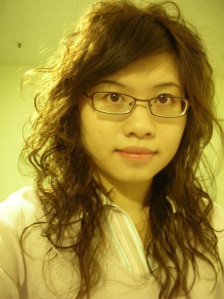 960105好懷念的長髮