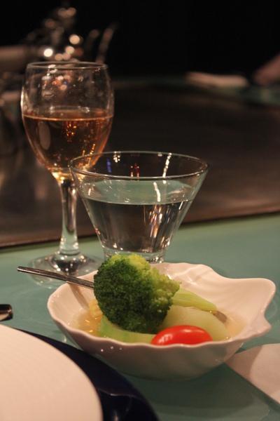 時鮮蔬菜湯(清爽可口~可解油膩感~)