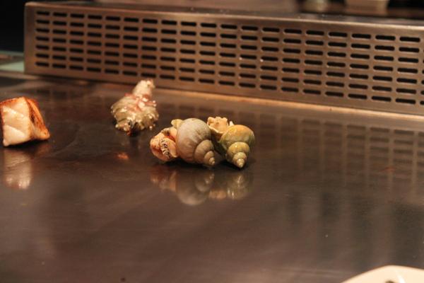 傳說中的法式海鮮套餐~是...蝸牛捏~