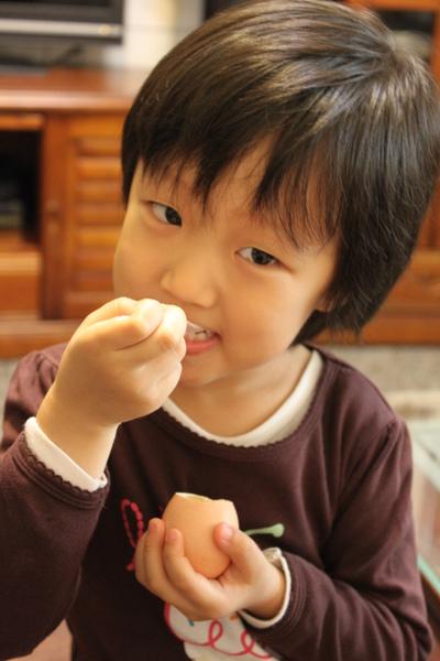 哇!!口感真綿密啊!好像在吃冰淇淋!!