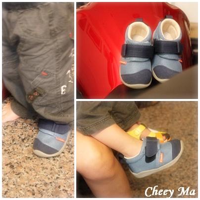 combi鞋