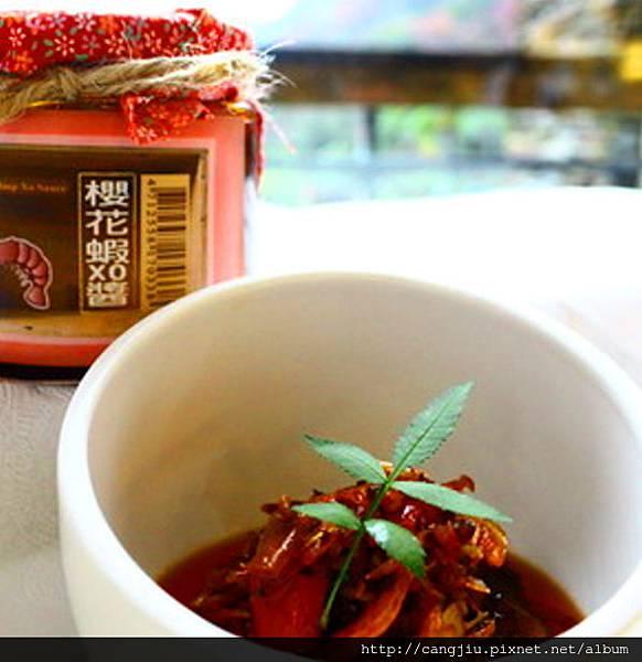 櫻花蝦XO醬