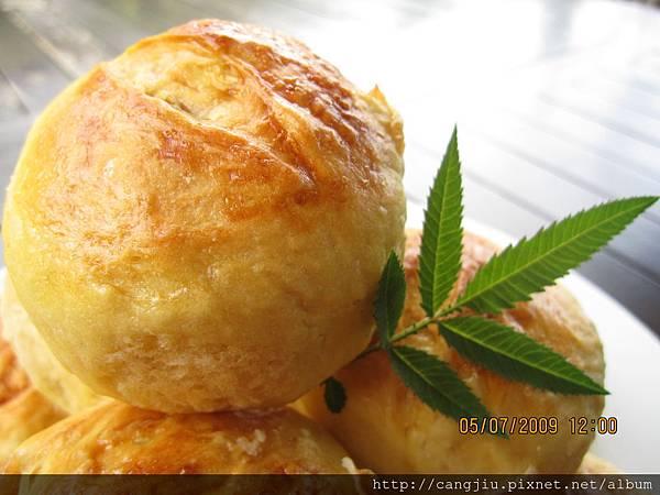 藏酒金棗酒粕麵包