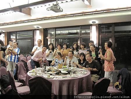 清華大學聚餐花絮