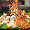 龍蝦海鮮燉飯