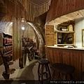 藏酒酒窖內一角
