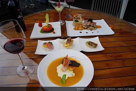 藏酒限定料理-雙人套餐