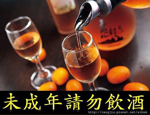 藏酒酒莊 金棗酒