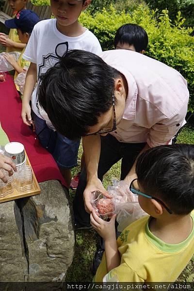 20180722福林幼兒園  紅麴飯糰DIY (97).JPG