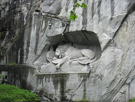 沉睡的獅子