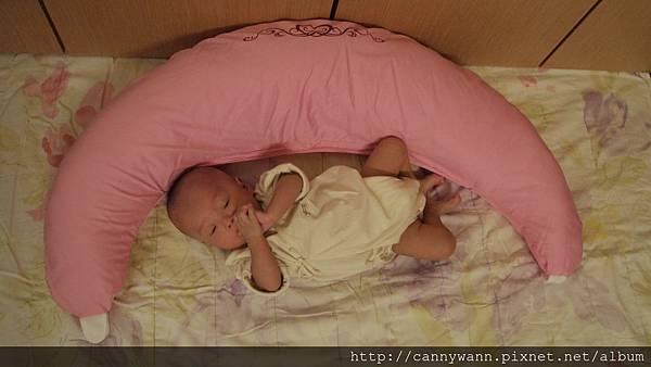 像彎月一樣的樂活枕 (1).JPG