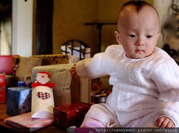雪莉的第一個聖誕節 (3).JPG