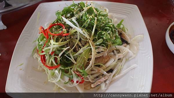 谷關吃蟳龍魚 (6)