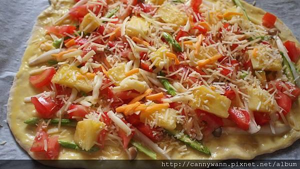 自己做披薩 (2)