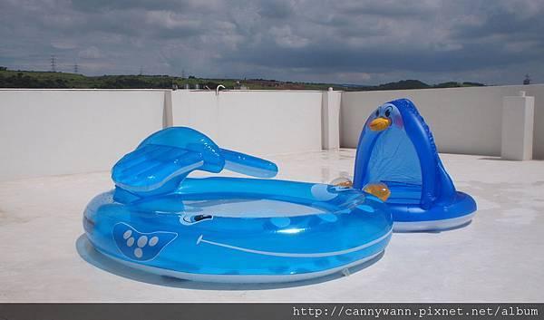充氣泳池 (2)
