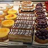 櫥窗裡的美食 (2)