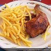 瑞士少女峰山頂西式餐 (1)