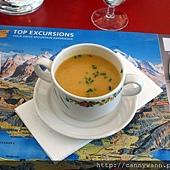 瑞士少女峰山頂西式餐 (5)