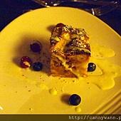 琉森湖區飯店晚餐 (2)
