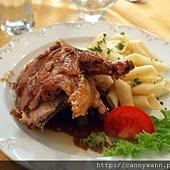 丁凱爾史班~德式烤鴨
