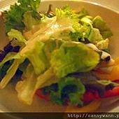 萊茵河古堡旅館內~情調晚餐 (2)