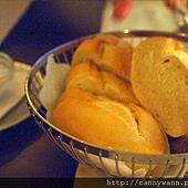 萊茵河古堡旅館內~情調晚餐 (1)