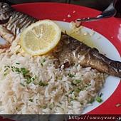 萊茵河畔羅蕾萊岩對面餐廳~風味餐 (5)