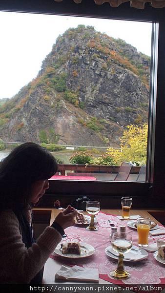 萊茵河畔羅蕾萊岩對面餐廳~風味餐