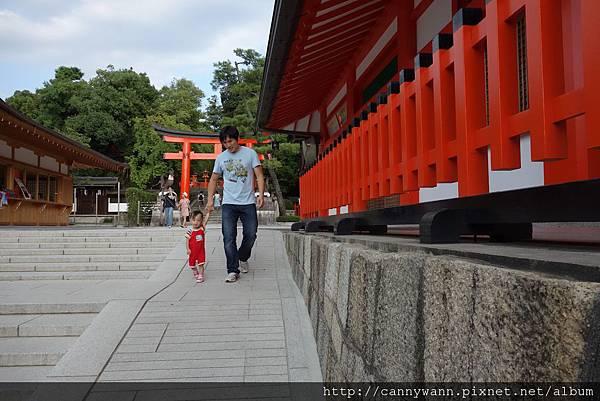 雪莉和爸媽遊日本 (3)